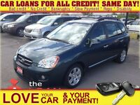2009 Kia Rondo EX * CATCHY COLOR * GREAT FOR FAMILIES