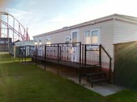 caravan for hire ingoldmells SUNNYMEDE SITE 3RD to 5TH sept