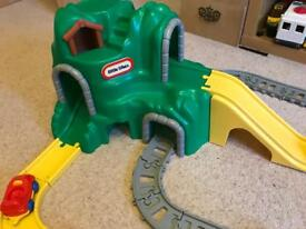 Little Tikes mountain train