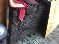 Old roof tiles for sale