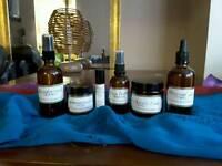 Queenessential herbal oils range