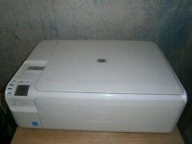 HP Photosmart C4480 Printer/Scanner/Photocopier