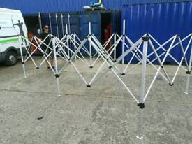 Marquee stands 3m x 6m (no covers)