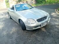 Mercedes-Benz, SLK, Convertible, 2004, Semi-Auto, 2295 (cc), 2 doors
