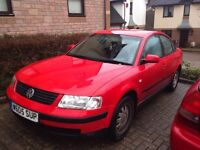 VW PASSAT 1.8 20v/7 Months MOT - Comes With £50 Fuel!!
