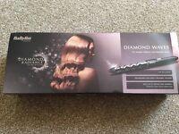 Babyliss diamond hair wand