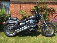 Harley-Davidson FXDB STREET BOB 1584CC