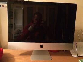 "21.5"" Apple iMac"