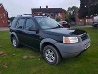 Land Rover Freelander 2.0Td, 12 months Mot