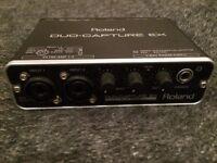 Roland Duo Capture, Audio Interface