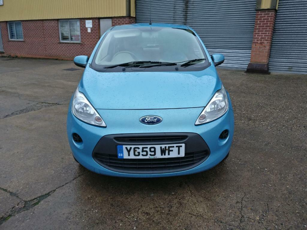 Ford Ka Style Just Servicedtiming Belt Replaced