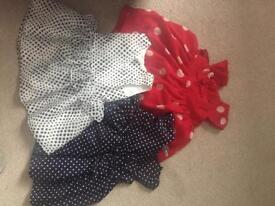 Baby girl jasper Conran designer dresses