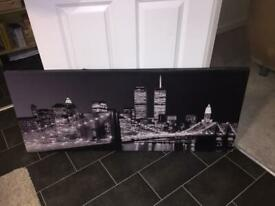 LARGE WALL PICTURE
