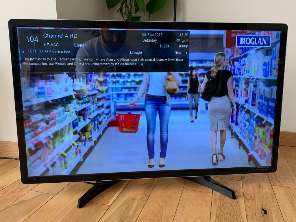 "12b36d799d6f Baird 32"" LED 1080p Full HD TV - Freeview HD   in Basford ..."