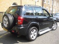 TOYOTA RAV4 XT3 FACELIFT MODEL #### £1950 ONLY #### 5 DOOR 4X4 JEEP