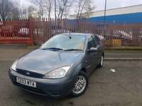 FORD FOCUS 1.6ltr *** FULL MOT- FREE DELIVERY ***