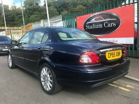 2006 55 Jaguar X Type S 2.0 Turbo Diesel 130Bhp 5 Speed Manual Low Miles