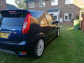 Ford fiesta van and focus up for swap or possible sale