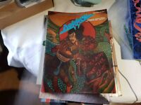 DOKKEN GUITAR TAB VERY RARE AND COLLECTIBLE