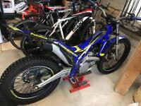 Sherco 300 trials bike 2016