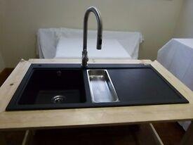 Franke Fragranite Sink and Tap