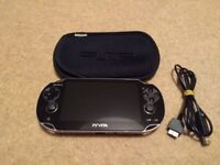 Sony Playstation Vita Console PCH-1103 3G/WIFI Low Firmware (1.61)