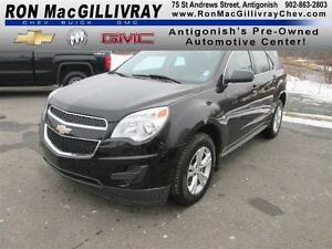 2012 Chevrolet Equinox LS AWD, 1 OWNER, ALLOYS