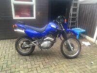 Yamaha xt 600e 2002 low mileage 12 months mot £1600