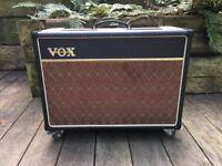 Vox AC15CC1 valve guitar amplifier combo £399 OVNO