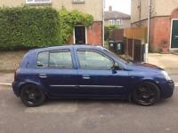 Renault Clio 2004 (1.5 DCI) 100BHP (£850 Or Nearest Offer)