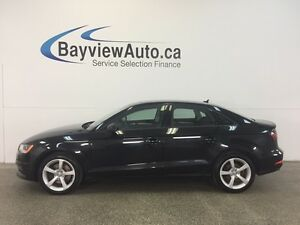 2016 Audi A3 - QUATTRO! SUNROOF! LEATHER! BLUETOOTH!