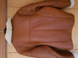 Ladies Sheepskin Jackets X 2 different styles