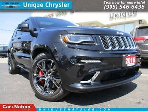 2016 Jeep Grand Cherokee SRT | NAPPA LEATHER | POWER SUNROOF | 4