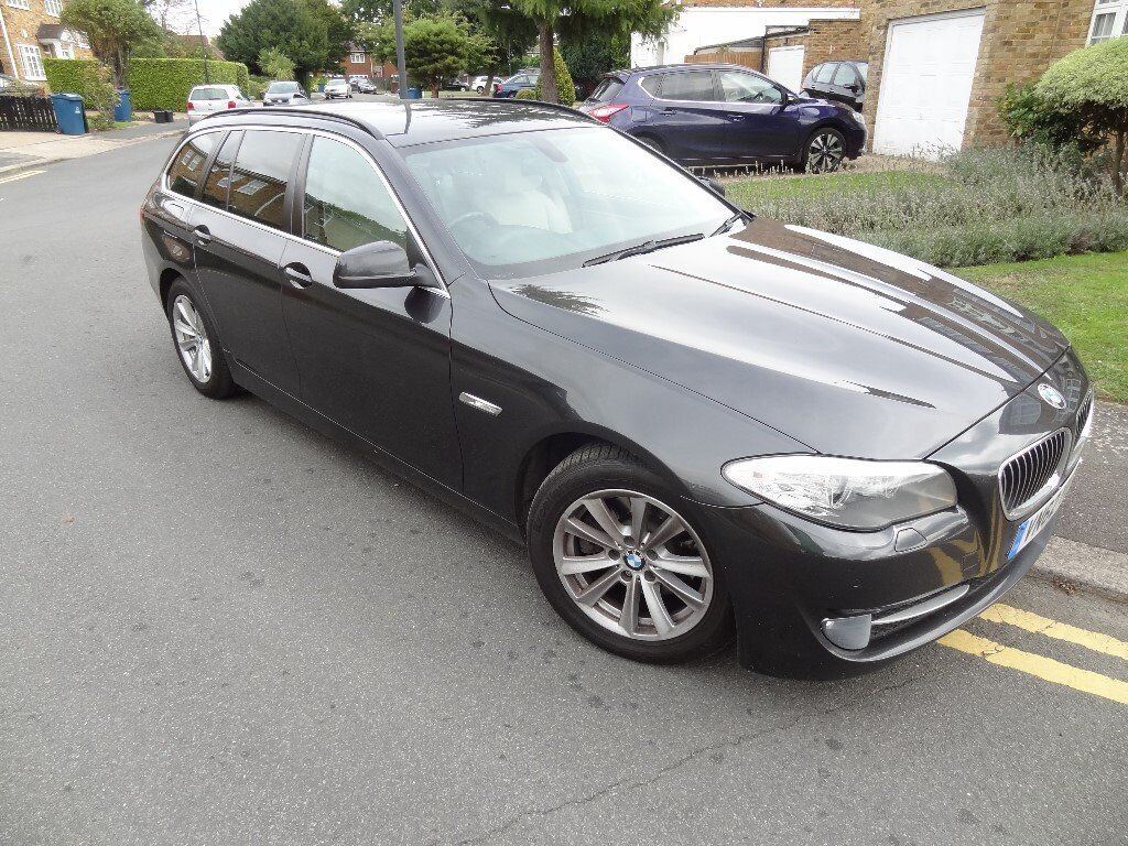 Bmw 520d Se Touring Step Ss Efficient Dynamics F10 Not