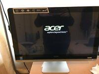 "Acer Aspire ZC-700 PubPQC - 19.53"" LED - Pentium £299 2month manufacturer warantee"