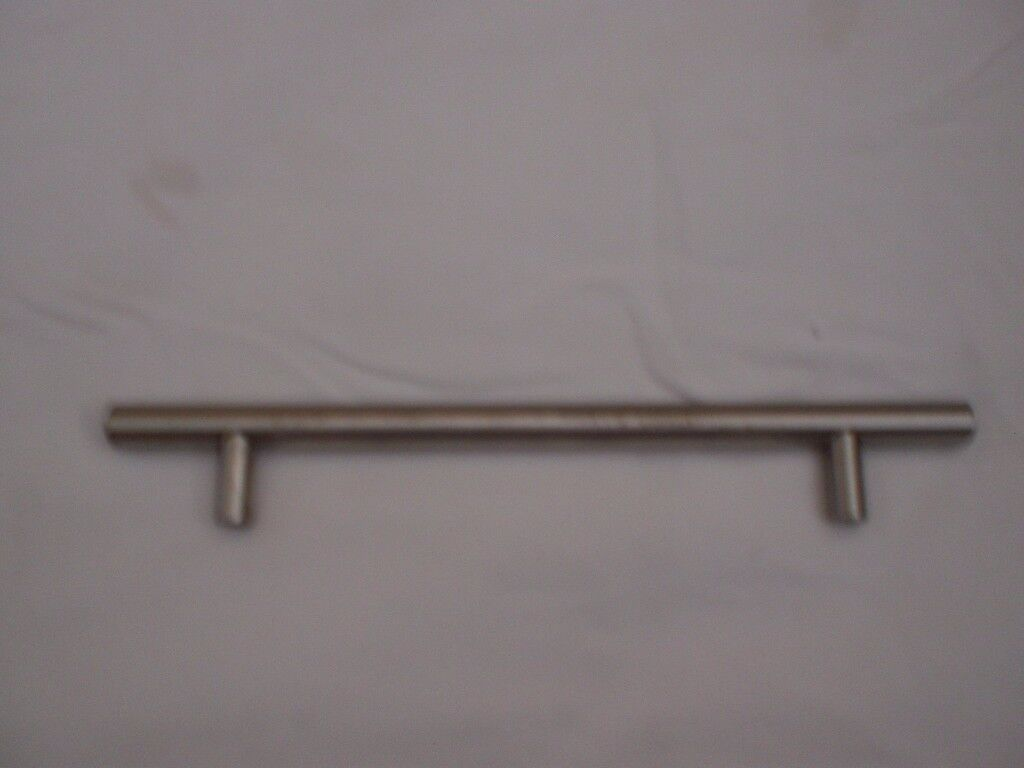 19 x Stainless steel T-Bar Kitchen Cupboard Handles