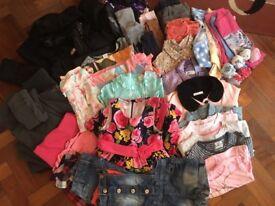 Girls clothing bundle size 5-7