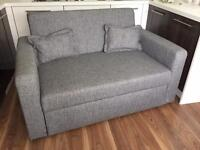 Sofa bed - nearly new
