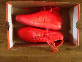 Nike JR Football ankle sock trainers uk5