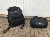 Saddlemen Brand Motorcycle Luggage