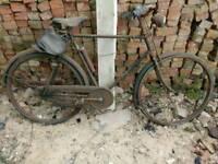 Old Raleigh All Steel Gentleman's Bicycle