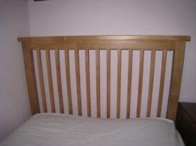 single bed head boards