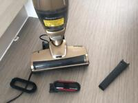 Morphy Richards SuperVac cordless vacuum/ hoover. Rechargeable, handheld hoover