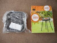 Tesco 33cm Square Charcoal Barbeque