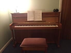 Yamaha Silent Upright Piano - Acoustic and Digital 2 in 1