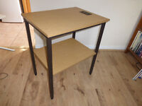 Quality attractive two tier Office desk in great condition (has cable management feature).