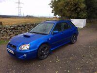2003 Subaru Impreza WRX Sportwagon, Manual - Full Service History and Well Maintained