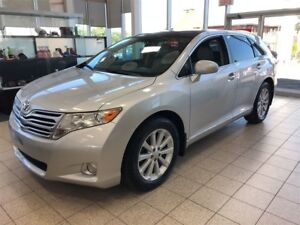 2011 Toyota Venza *CUIR, BANC CHAUFFANT, TOIT OUVRANT*