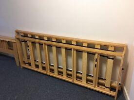 Futon sofa bed frame