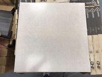 Icon Grey 60x60 Matt Porcelain Tile